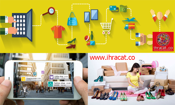ihracat.co, e-trade, B2C, import, export