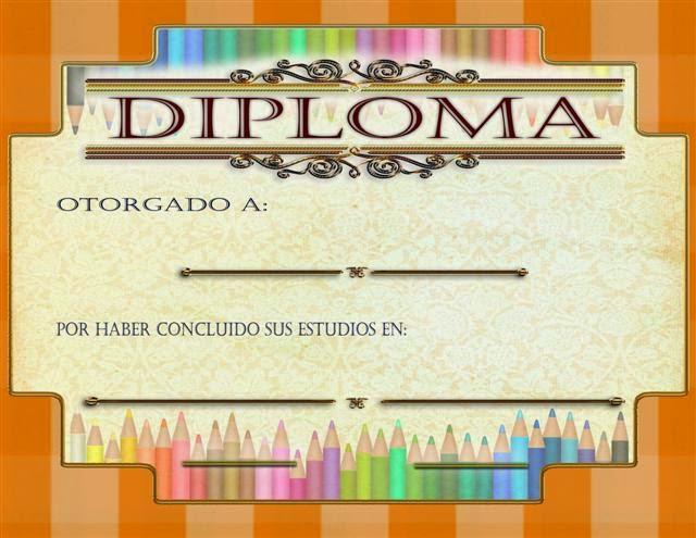 Diploma para parvularia y primeros grados