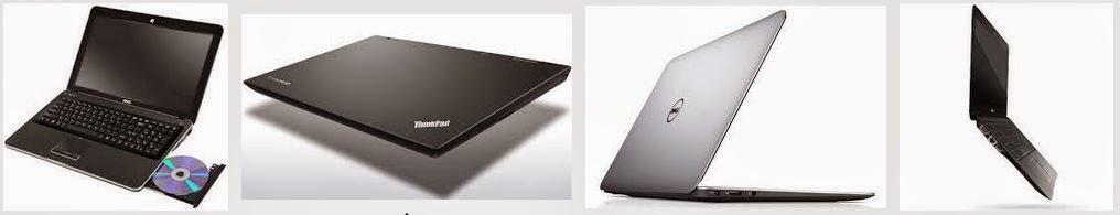 Perbedaan Laptop, Notebook & Netbook