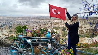 Roteiro e Clima Turquia