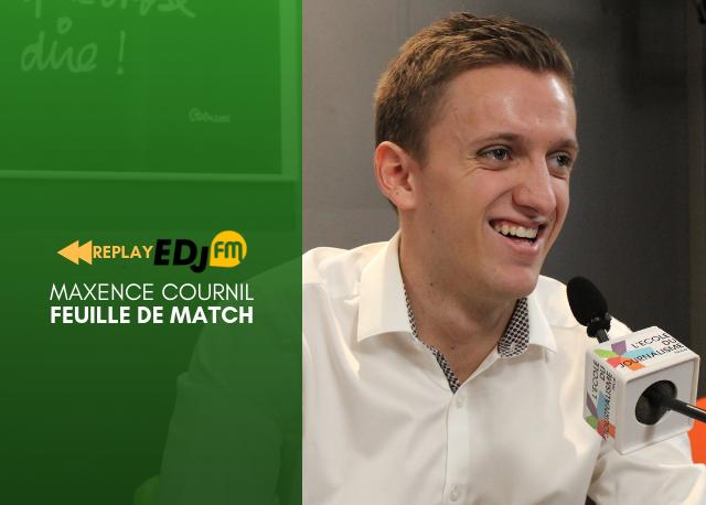 REPLAY - Feuille de Match - Vendredi 3 mai 2019