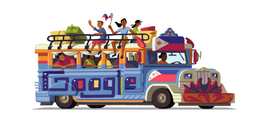 Google Doodle 2016 Philippine Independence Day