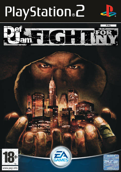 Def Jam Vendetta PAL PS2
