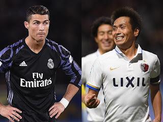 Real Madrid vs Kashima Antlers por el Título del Mundial de Clubes 2016