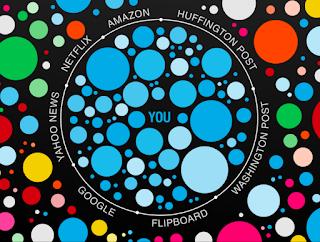 filtter bubbles e literatura