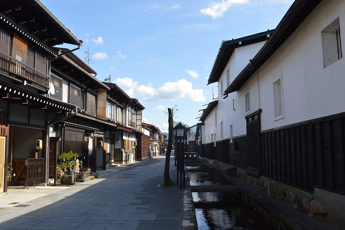 Zdjęcia Hida, miasta w prefekturze Gifu