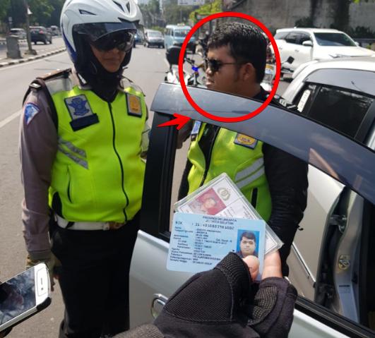 Dirlantas Polda Metro Jaya Bongkar Kedok Polisi Gadungan yang Kerap Pungli