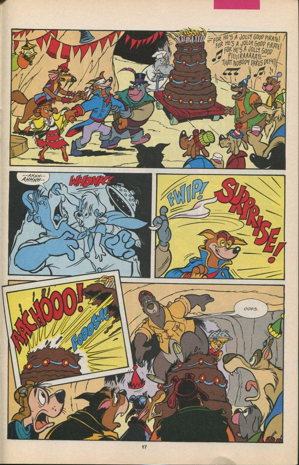 Read online Disney's Tale Spin comic -  Issue #6 - 18
