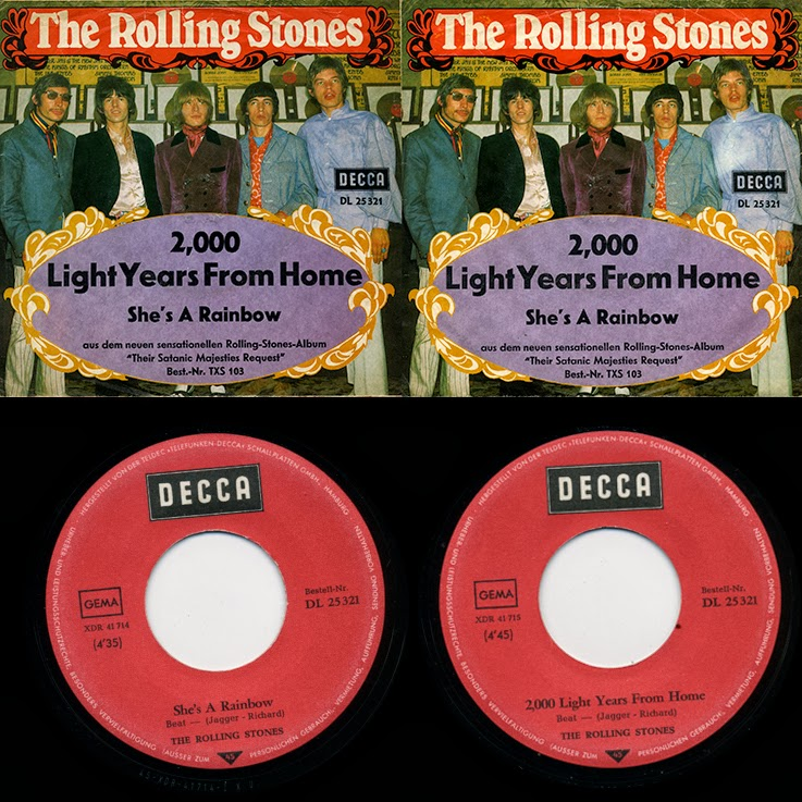 2000 Light Years From Home Rolling Stones: Rollingstonesvaults: 2000 Light Years From Home