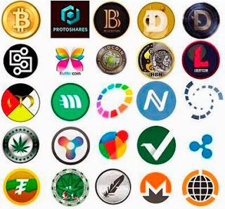 разновидности криптовалют