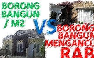 Harga Borongan Bangunan Rumah Per Meter Jakarta Tahun 2018