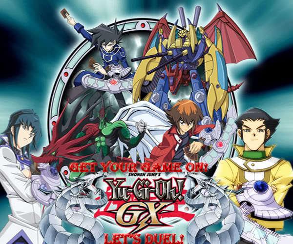 Rude kayzer: YUGIOH GX TAG FORCE PS2