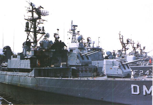Τη νύχτα που οι Αμερικανοί χτύπησαν Τουρκικό πλοίο στο Αιγαίο...!