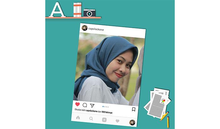 Cara Edit Foto Polaroid Dengan Frame Instagram Keren