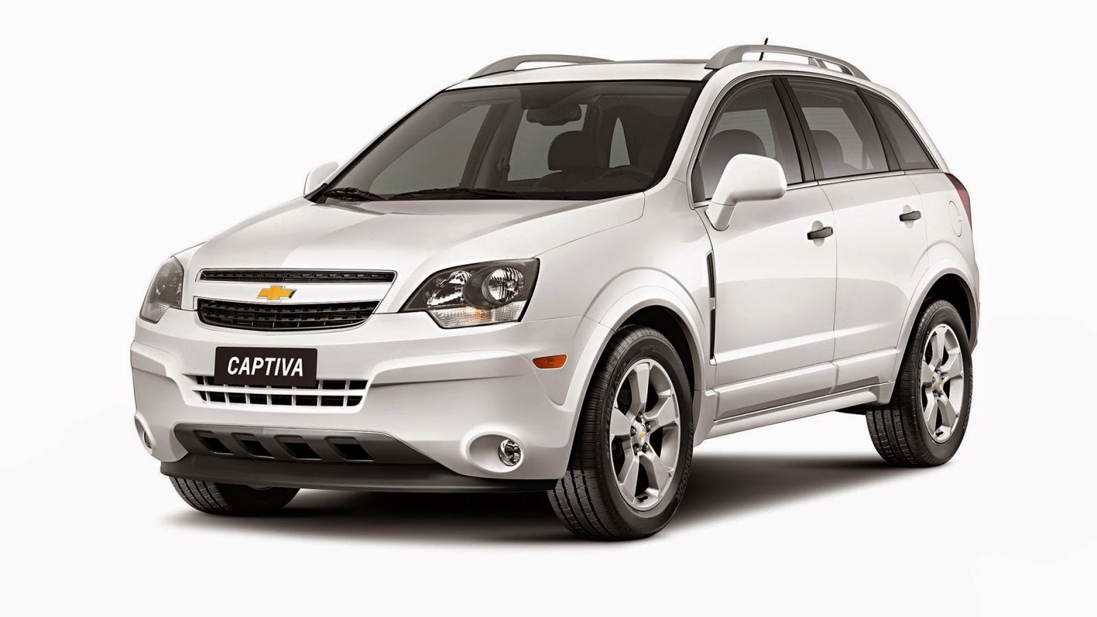 Nova Chevrolet Captiva 2015 estreia no mercado