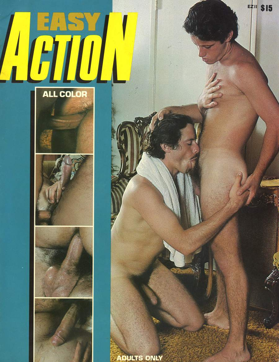 Easy Action Cover Front