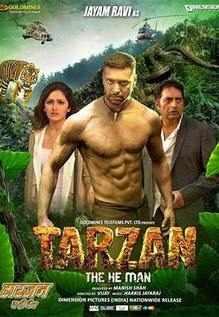 Tarzan The He Man 2018 Hindi Dubbed 800MB HDRip 720p