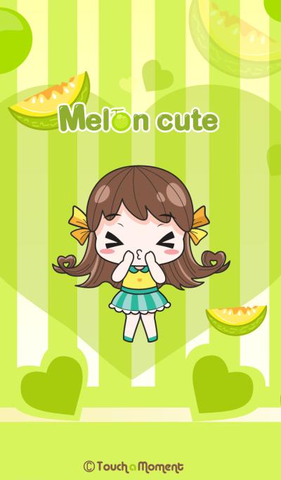 melon goofy girl, but I am so cute