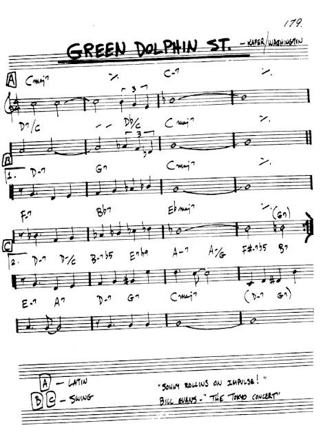 Partitura Flauta Kaper and Washington