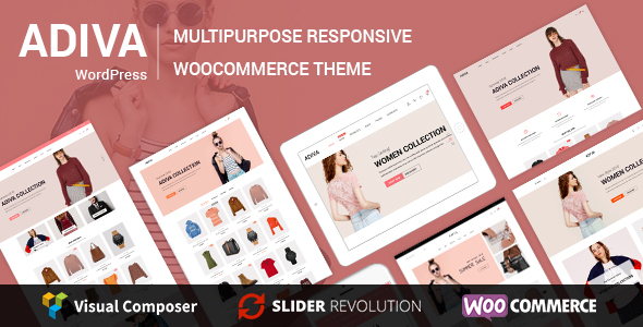 The Adiva is unique and modern looking eCommerce Theme. It is the most Flexible WordPress Theme with Powerful Shop functionality. All these amazing features are blended together in Adiva – your powerful, stylish and attractive responsive WordPress Theme. Make your business with our theme. We are sure that it will satisfy all your needs!