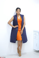 Priyamani in Beautiful Short Deep neck Orange Dress ~  Exclusive 11.JPG