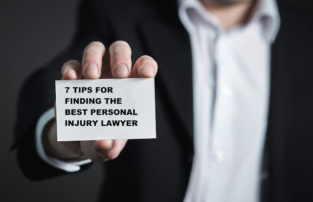 Top 5 Tips For Finding The Personal Injury Lawyer