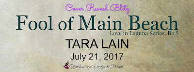 Cover Reveal! FOOL OF MAIN BEACH from Tara Lain #preorder