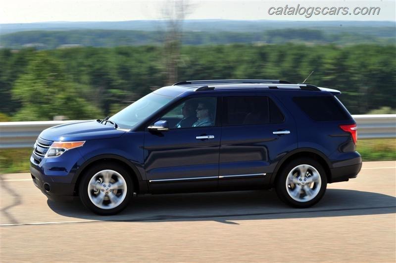 صور سيارة اكسبلورر 2013 - اجمل خلفيات صور عربية اكسبلورر 2013 -Ford Explorer Photos Ford-Explorer-2012-11.jpg