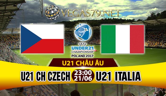 Nhận định, soi kèo nhà cái U21 CH Czech vs U21 Italia