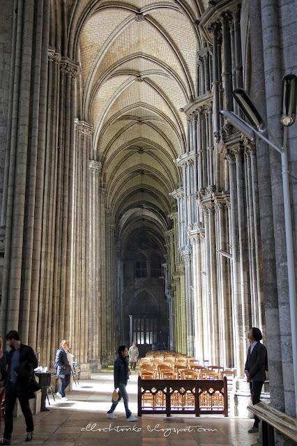 Największy kościół Normandii