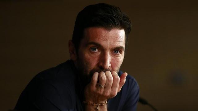 Buffon Tinggalkan Juventus