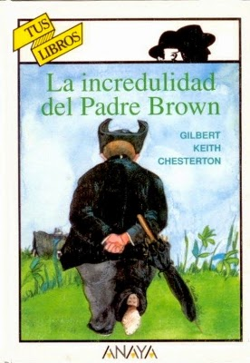 Portada del libro La incredulidad del padre Brown descargar epub y pdf