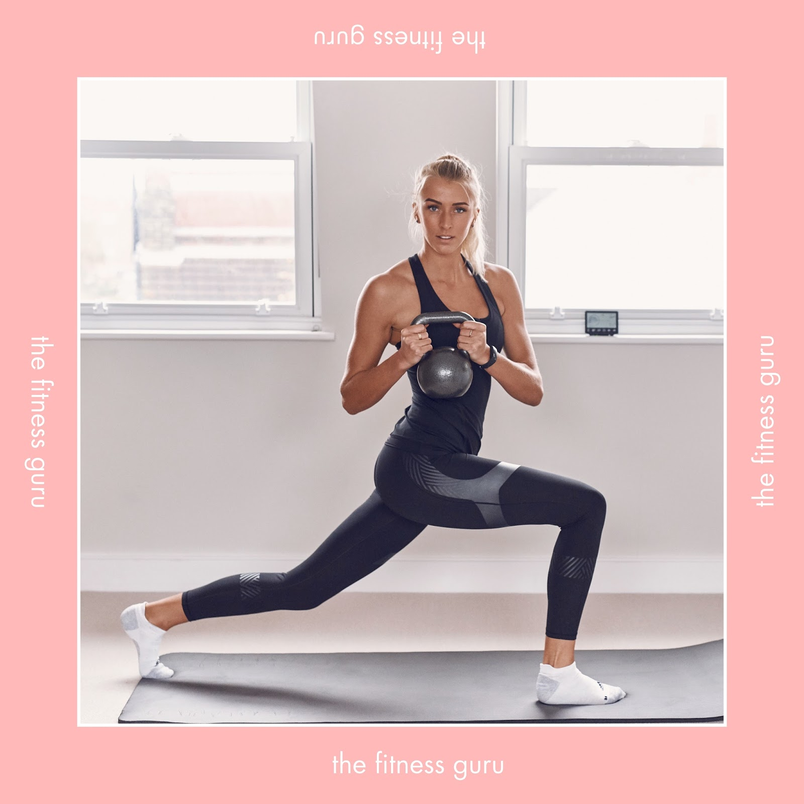 Meet Zanna Van Dijk - The Fitness Guru.  She shares her top tips for staying strong and healthy this winter
