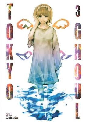 Sui Ishida - Tokyo Ghoul t.3