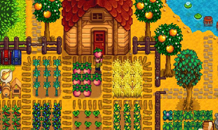 تحميل لعبة stardew valley اخر اصدار للكمبيوتر برابط مباشر