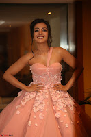 Catherine Tressa looks super cute in strapless sleeveless deep short dress at 64th Jio Filmfare Awards South ~  Exclusive 164.JPG