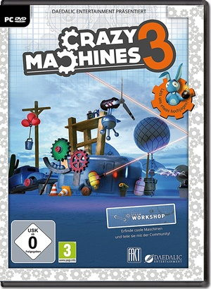 Crazy Machines 3 PC Full Español