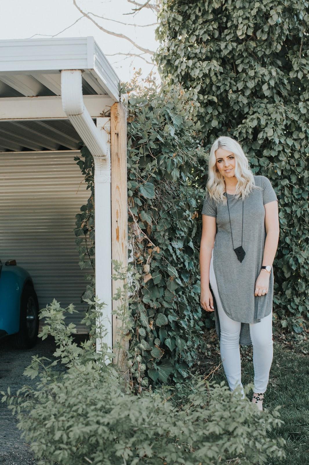 Platinum Hair, Daniel Wellington, Utah Fashion Blogger