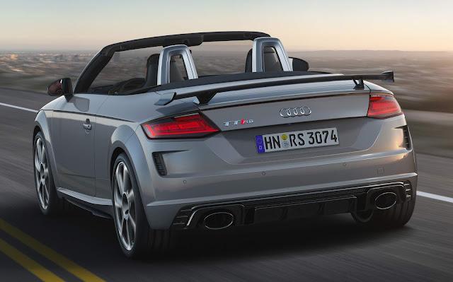 Audi TT RS 2020 Roadster