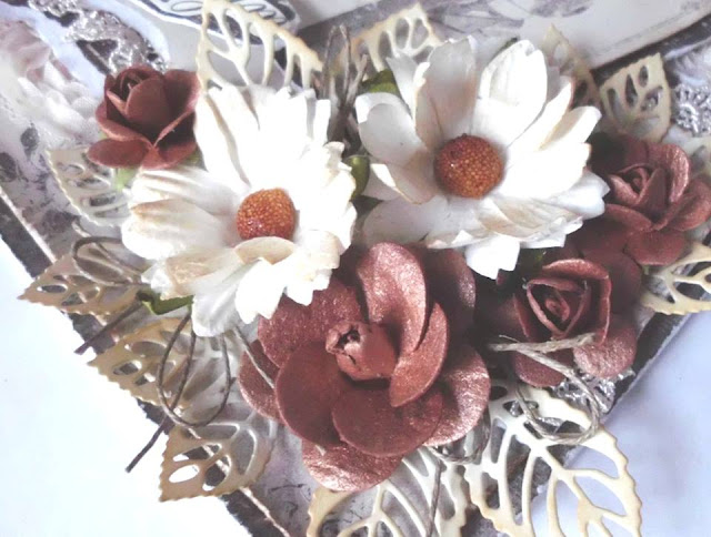 detale- kwiaty, listki, tagi