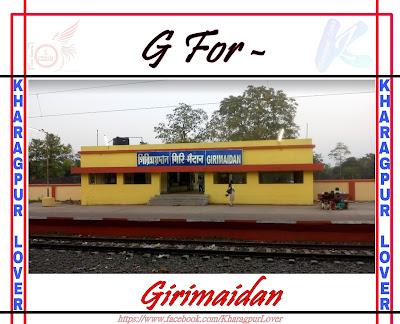 Girimaidan, Kharagpur