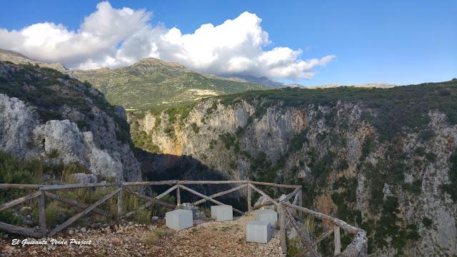 Cañón de Gjipe, miradores - Himara, Albania, por El Guisante Verde Project