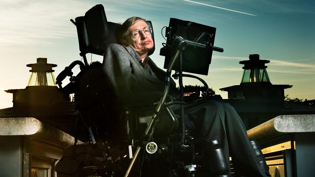 """Résultat de recherche d'images pour """"Stephen Hawking annonce la fin de l'humanité pour bientôt"""""""