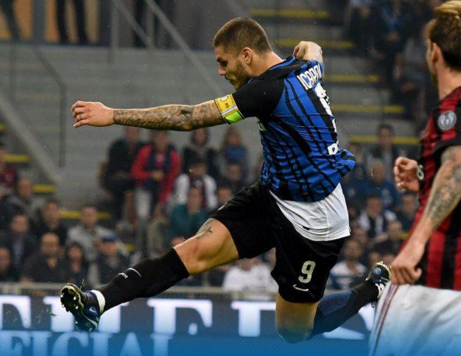 Ancora Mauro Icardi: all'ultimo minuto decide Inter-Milan.