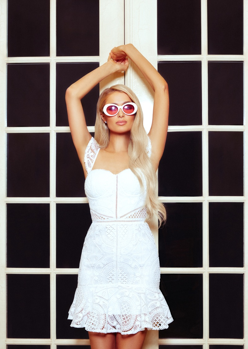 Paris Hilton x Boohoo Collection Summer 2018