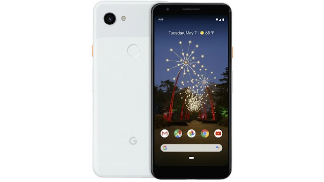 New Pixel 3a Phone leaked the newest option for new colors we have not seen before