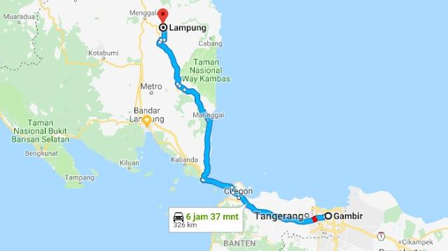 Damri Gambir Lampung : Jadwal, No Telp, Cara Beli & Harga Tiket