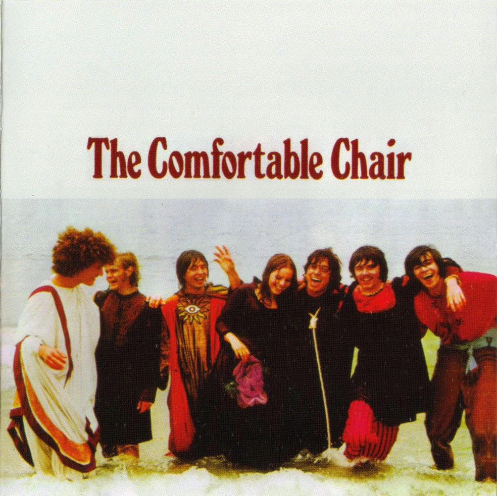 The Comfortable Chair 1968 Us Pretty West Coast Sunny Psych