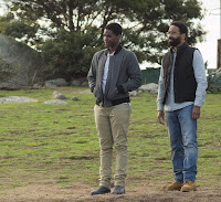 Kevin Carroll and Jovan Adepo in The Leftovers Season 3 (16)