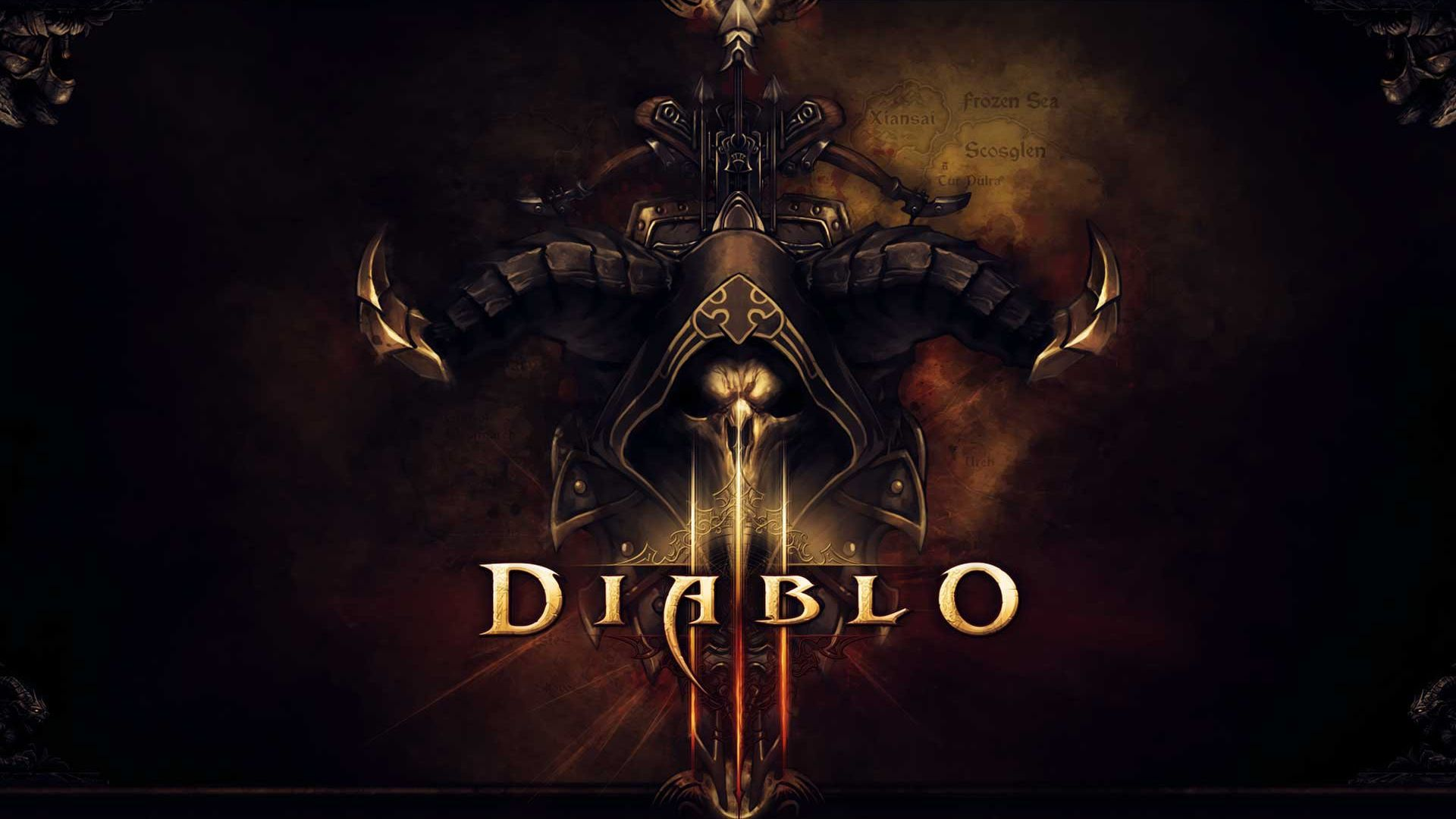 Diablo 3 Demon Hunter Artwork | Full HD Desktop Wallpapers ...